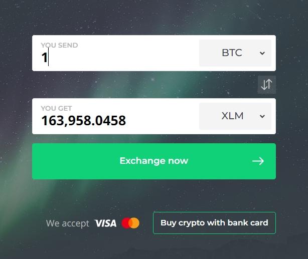 T: Can I Convert Stellar to Bitcoin?