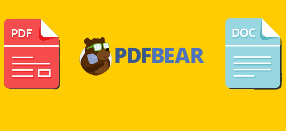 PDFBear: The Most Excellent Tool For PDF Conversion